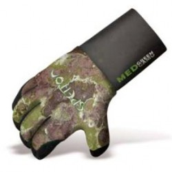 GUANTES MED GREEN CAMO