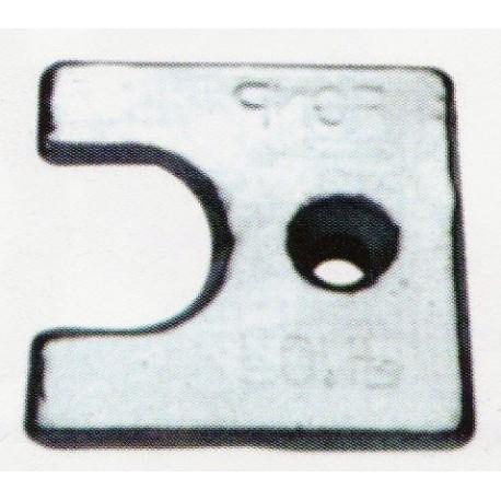 ANODO MERCURY PLACA-4 5-7 HP