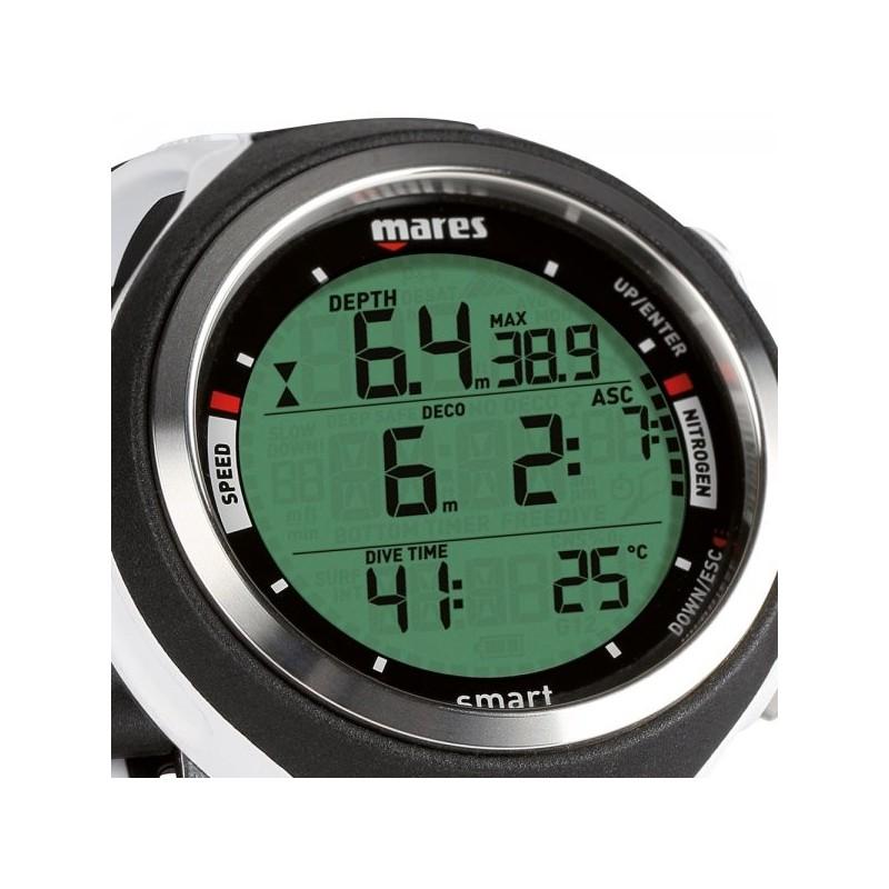 Dive Mares Reloj Smart Ordenador Ordenador Reloj F1clKJ