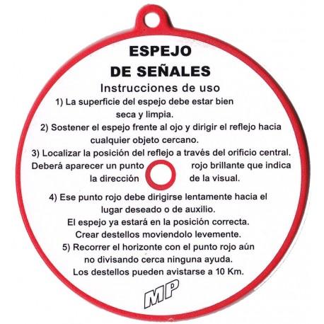 ESPEJO DE SEÑALES