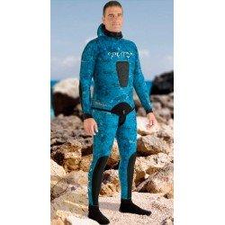 TRAJE OCEAN BLUE CAMO