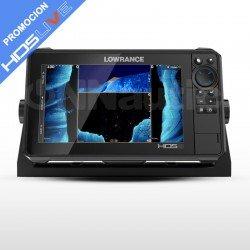 SONDA GPS HDS-9 LIVE LOWRANCE