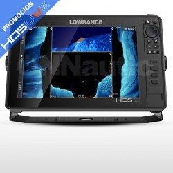 SONDA GPS HDS-12 LIVE LOWRANCE