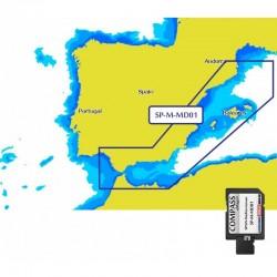 CARTOGRAFIA COMPASS eMAPS MEDITERRANEA