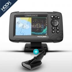 SONDA GPS HOOK REVEAL 5 LOWRANCE