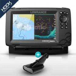 SONDA GPS HOOK REVEAL 7 LOWRANCE